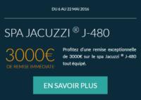 promo jacuzzi j-480