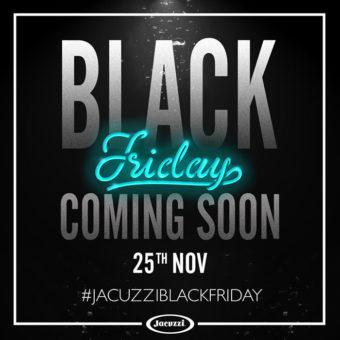 Offres exceptionnelles Jacuzzi - Black Friday