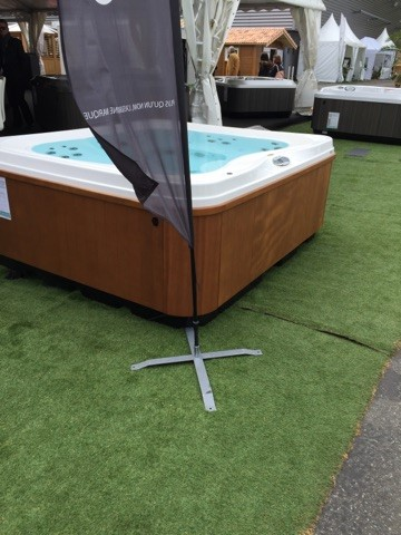 Foire spa - stand jacuzzi toulouse 2