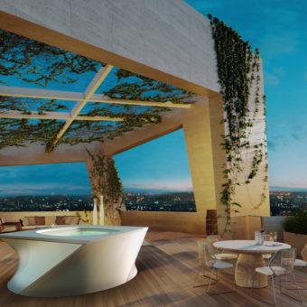 spa 2 places jacuzzi Flow